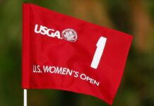Flagstick US Women's Open 2020 / Golf.com