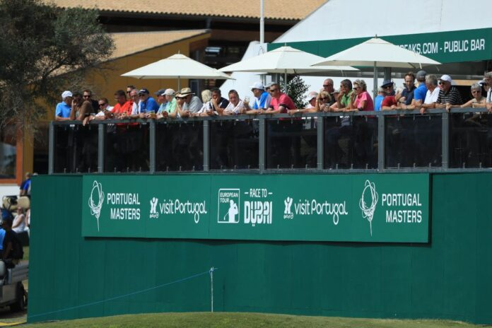 Grandstand Portugal Masters / Twitter: MastersPortugal