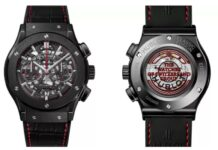 Hublot x Watches of Switzerland Classic Fusion Chronograph