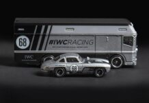Hot Wheels IWC