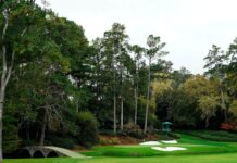 Hole 12 Golden Bell di The Masters / themasters.com