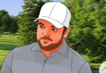 Corey Conners / AGolf Design